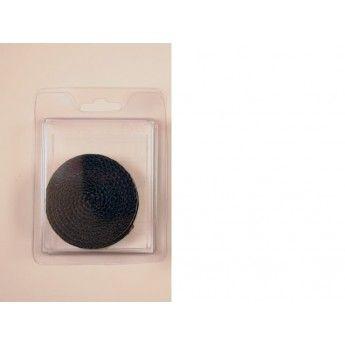 Pack 2,5M cinta de fibra de vidrio negro-Ref. B0304