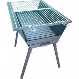Barbecue modello Calçotera rimovibile da 70 cm